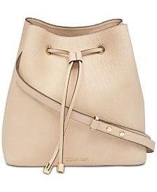 Calvin Klein Sonoma Bucket Bag