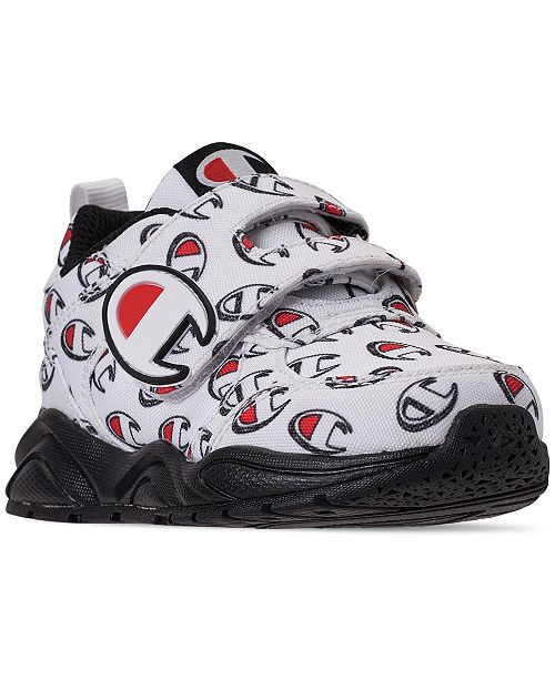 456fb57e774 Champion Toddler Boys  93Eighteen Repeat Athletic Training Sneakers from Finish  Line ...