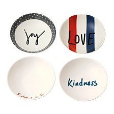 Crafted by Royal Doulton Joy Bowl, Set of 4