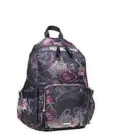 Hero Water Resistant Backpack/Breast Pump Diaper Bag