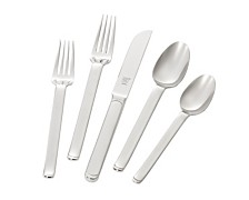 Zwilling J.A. Henckels Captivate 18/10 Stainless Steel 5-Piece Place Setting