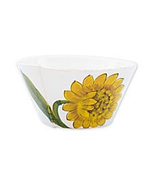 Lastra Sunflower Medium Stacking Serving Bowl