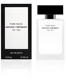 Narciso Rodriguez For Her Pure Musc Eau de Parfum, 1.6-oz.