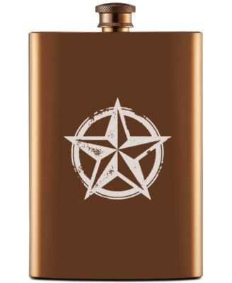 Thirstystone 8-oz. Copper Texas Lone Star Flask