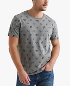 Lucky Brand Men's Vice Graphic T-Shirt
