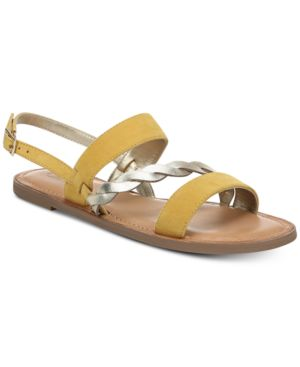CARLOS BY CARLOS SANTANA | Carlos by Carlos Santana Radley Flat Sandals Women's Shoes | Goxip