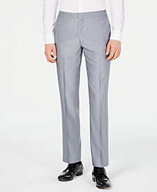 Ryan Seacrest Distinction™ Men's Slim-Fit Stretch Tuxedo Suit Pants, Created for Macy's