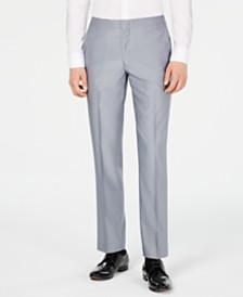 Ryan Seacrest Distinction™ Men's Slim-Fit Stretch Prom Suit Pants, Created for Macy's