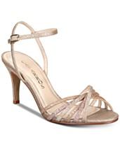 ecc83d33ff Caparros Quayliah Evening Sandals