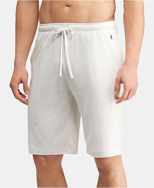 7dc287dcf Polo Ralph Lauren Men s Supreme Comfort Sleep Shorts   Reviews ...