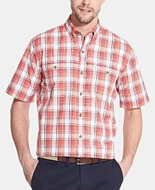 G.H. Bass & Co. Men's Bluewater Bay Plaid Shirt
