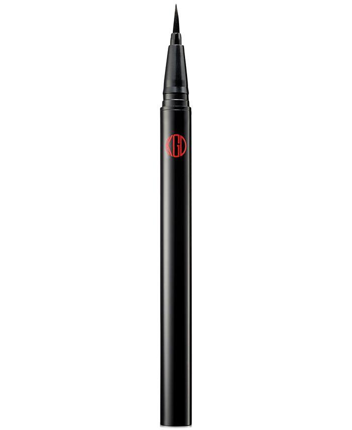 Koh Gen Do - Waterproof Liquid Eyeliner Pen - Black