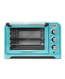 Americana by Elite 6 Slice, 26L Retro Toaster Oven
