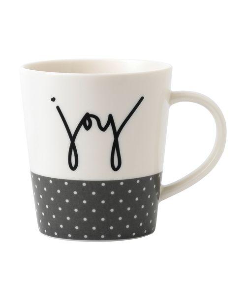 ED Ellen Degeneres Crafted by Royal Doulton Joy Mug