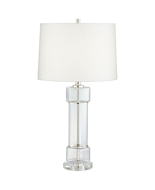 Pacific Coast Simple Glass Table Lamp