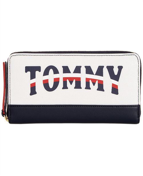 Tommy Hilfiger Viola Zip Around Wallet