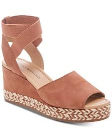 Lucky Brand Women's Bettanie Wedge Sandals
