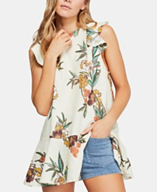 Free People Summer In Tulum Top