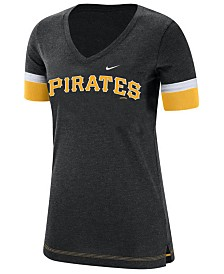 Nike Women's Pittsburgh Pirates Tri-Blend Fan T-Shirt
