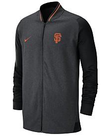 Nike Men's San Francisco Giants Dry Game Track Jacket