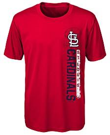 Outerstuff Little Boys St. Louis Cardinals Game Grit T-Shirt