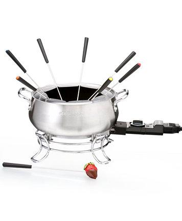 Cuisinart Cfo 3ss Electric Fondue Set Electrics