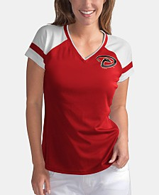 G-III Sports Women's Arizona Diamondbacks Biggest Fan T-Shirt
