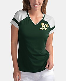G-III Sports Women's Oakland Athletics Biggest Fan T-Shirt