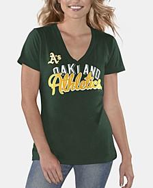 Women's Oakland Athletics Finals T-Shirt