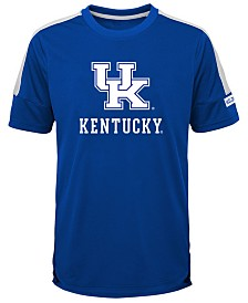Outerstuff Big Boys Kentucky Wildcats Power Performance T-Shirt