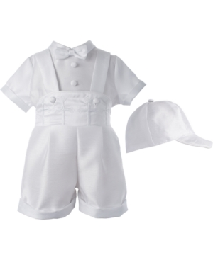 Lauren Madison Baby Boys 3-Pc. Christening Set