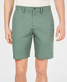 """Men's Classic-Fit Stretch Twill 8.5"""" Bermuda Shorts"""