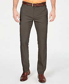 Men's AlfaTech Slim-Fit Stretch Pants, Created for Macy's