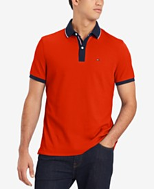 Tommy Hilfiger Men's Classic Fit Joshua Polo, Created for Macy's