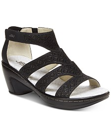 JBU by Jambu Bianca Wedge Sandals