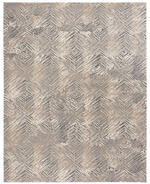Safavieh Meadow Ivory and Gray 9' x 12' Area Rug