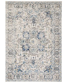 Safavieh Madison Gray and Ivory 8' x 10' Area Rug
