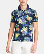 ca3788b88b07fe Polo Ralph Lauren Men's Big & Tall Classic-Fit Mesh Polo Shirt