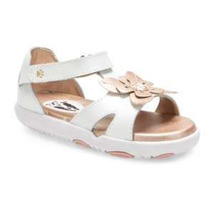 Hush Puppies Infant & Toddler Girls Dixie Paw Flex Sandal