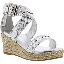 Kenneth Cole  Little & Big Girls Reed Sway Wedge Sandal