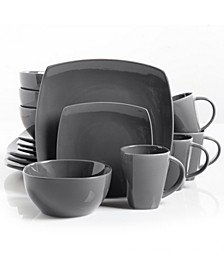 Square Dinnerware Set of 16 Piece