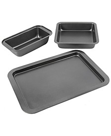 Top Bake 3 Piece Bakeware Set