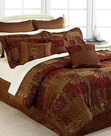 Galleria King 4-Pc. Comforter Set
