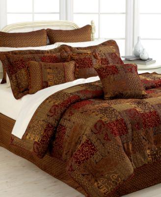croscill galleria king comforter set