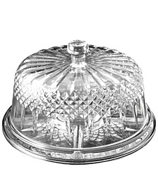 Serveware-Cake Plate with Dome