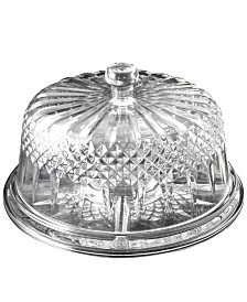 Jewelite Serveware-Cake Plate with Dome