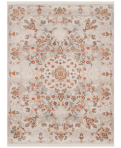 Safavieh Vintage Persian Gray and Multi 6' x 9' Area Rug