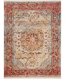 Safavieh Vintage Persian Saffron and Cream 4' x 6' Area Rug