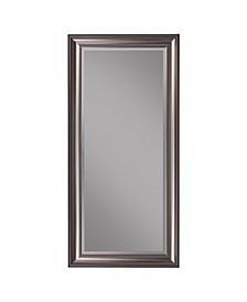 Martin Svensson  Silver Full Length Leaner Mirror