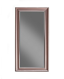 Martin Svensson  Rose Gold Full Length Leaner Mirror